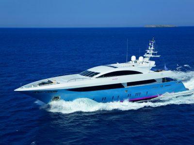 Panther 2 Mondomarine, preziosità navale