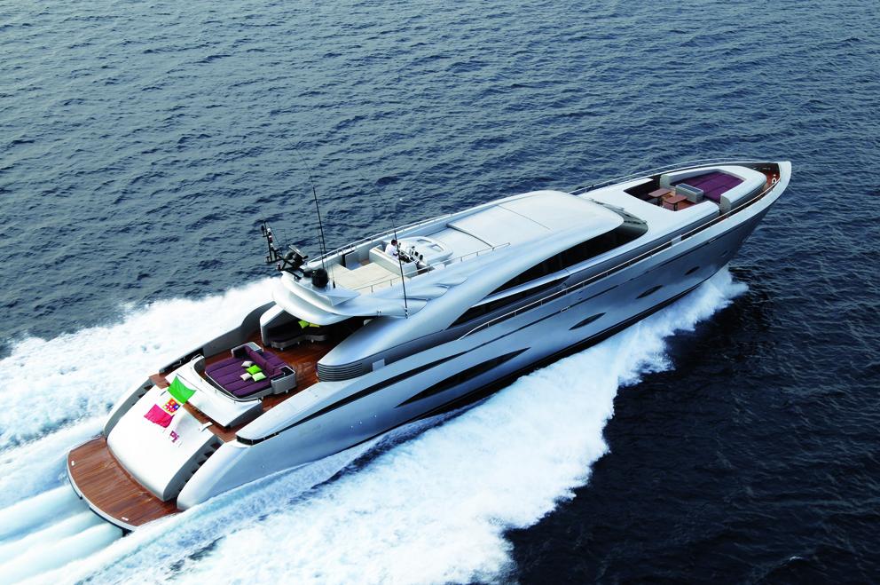 AB Yachts 140′