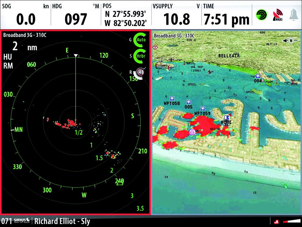 Radar Broadband 3Gtm