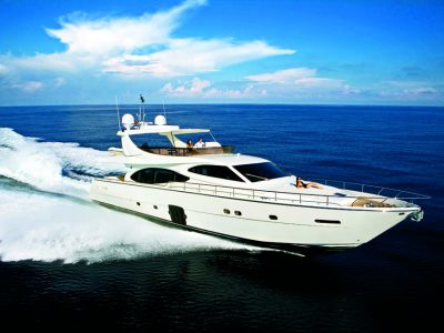 Fraser Yachts, Ferretti 780
