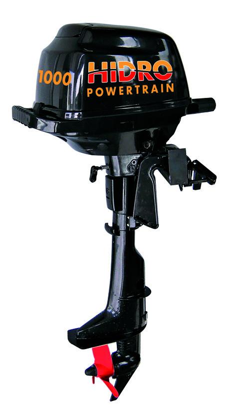 Hidro self power e 1000 Powertrain