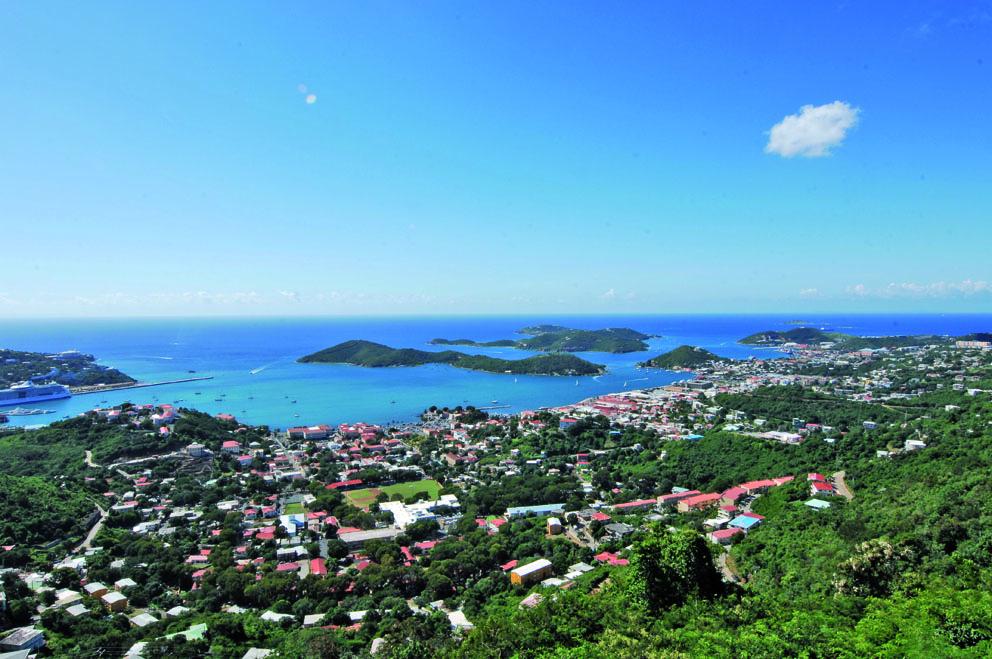 Yacht club Costa Smeralda alle Bvi