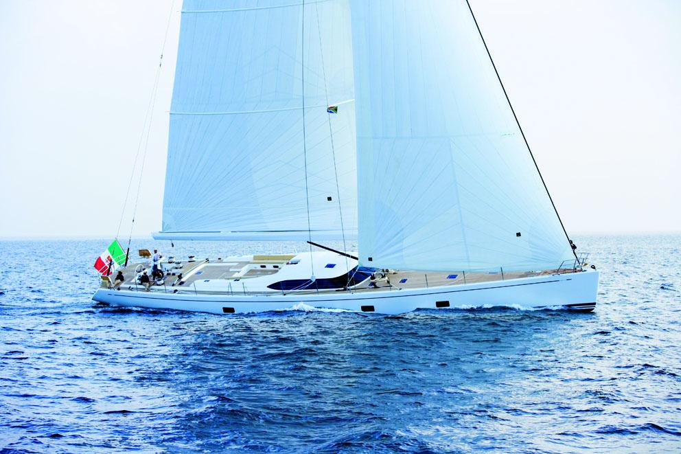 Nauta Yachts Farewell