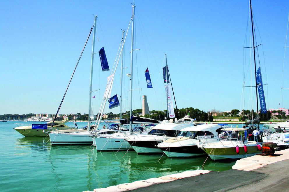 Salone nautico di Puglia
