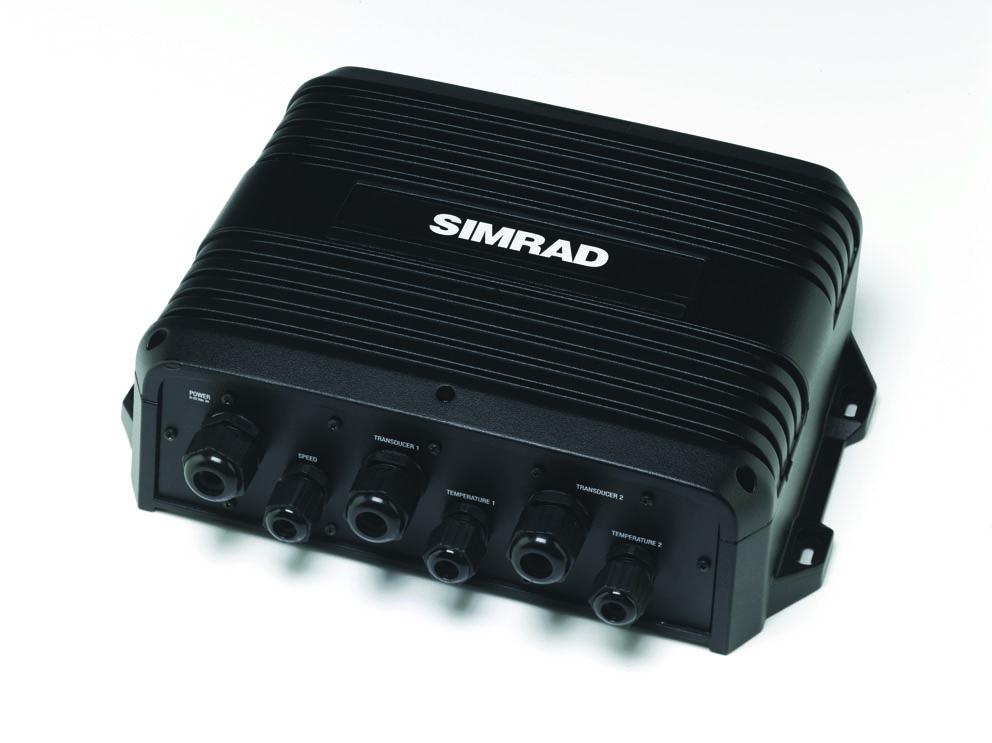 Simrad Bsm-2