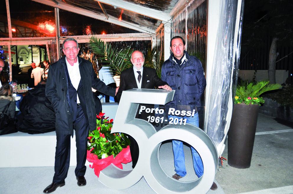 50 anni di Porto Rossi
