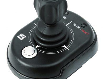 Single Pod propulsion system con controllo joystick