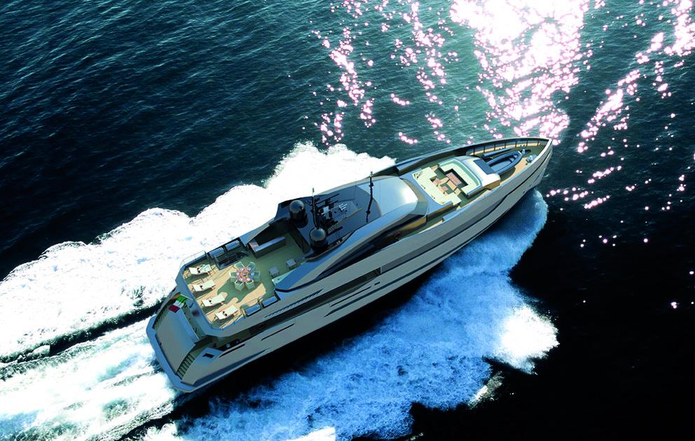 Serie Alubrid e Columbus Sport 130' Hybrid