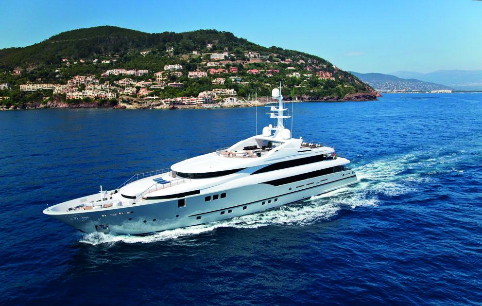 Mariotti Yachts presenta Rahil