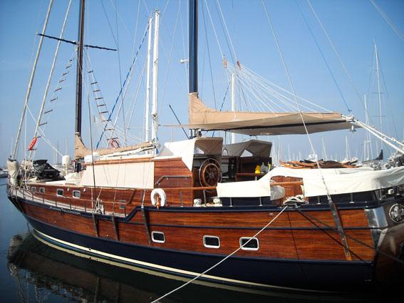 "Timone Yachts – ""Pacha of London"""