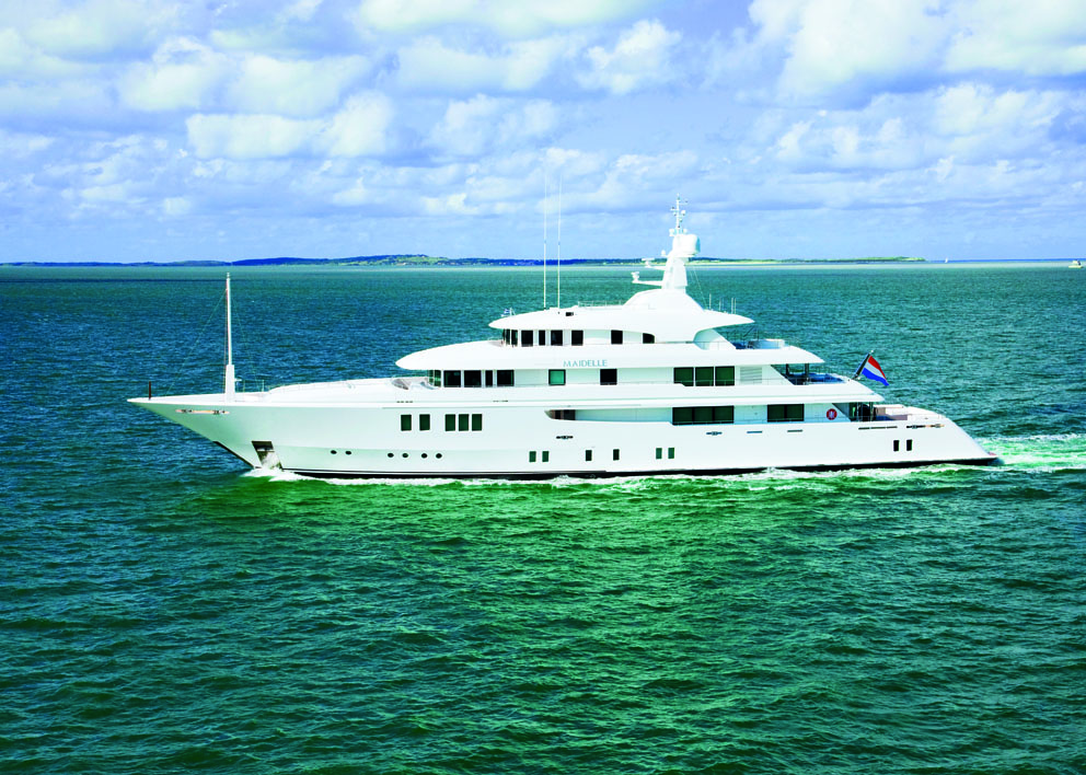 Maidelle, Icon Yachts