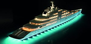 azzam yacht design