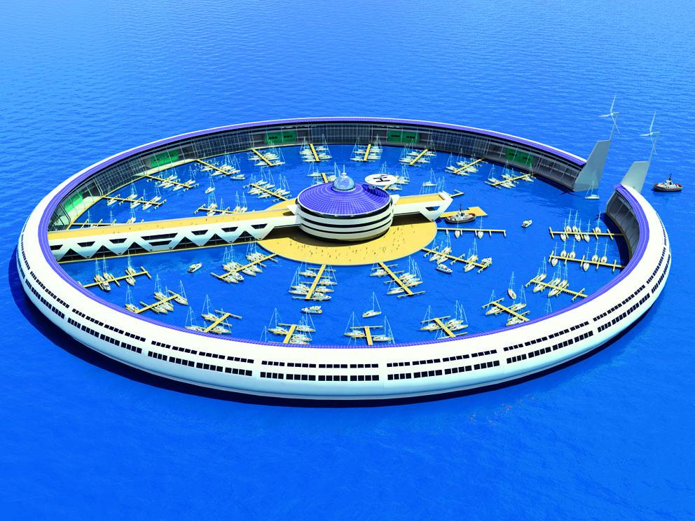 Il porto offshore