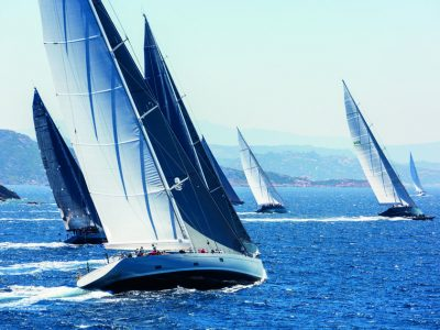 "Loro Piana Superyacht Regatta, i ""giganti"" della Sardegna"