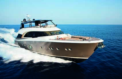 Monte Carlo Yachts 86 Flybridge