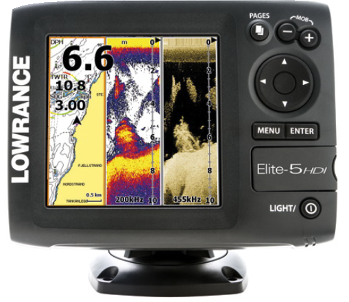 Elite-5 Hybrid Dual Imaging