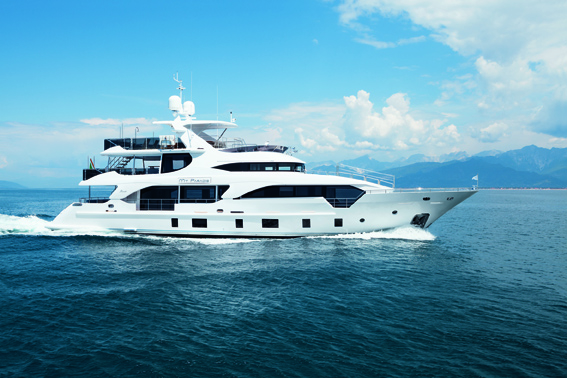 Benetti Tradition Supreme 108' My Paradis