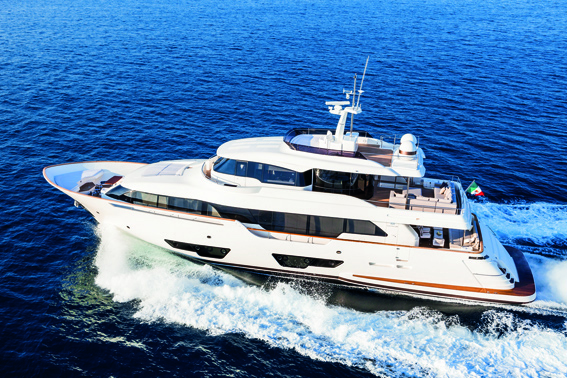 Custom Line Navetta 28