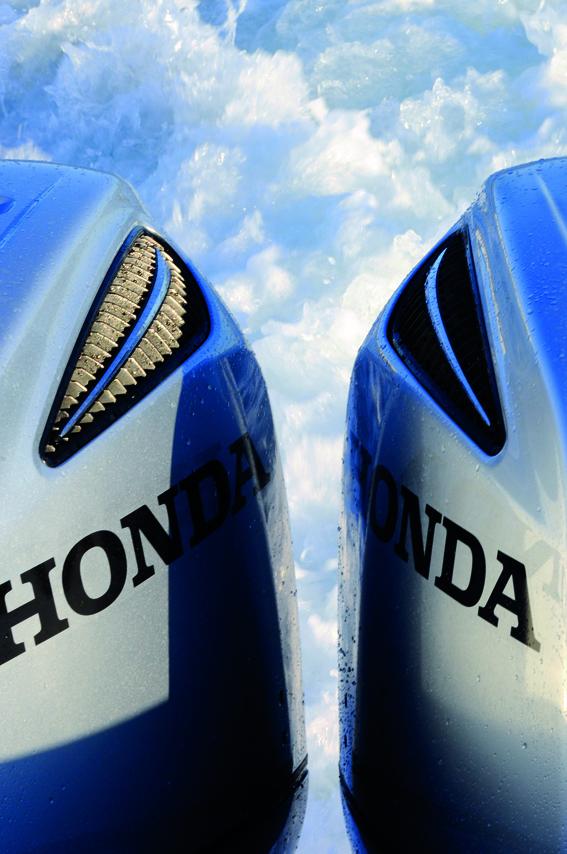 Honda BF 80 e BF 100