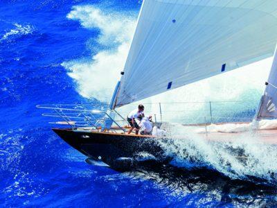 Loro Piana Caribbean Superyacht Regatta & Rendezvous 2015, lotta tra titani
