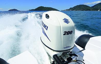 Suzuki DF200 AP