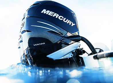 Mercury Verado 300 & 350 hp
