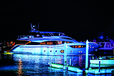Varo Monte Carlo Yachts MCY 105//MCY 105 launch