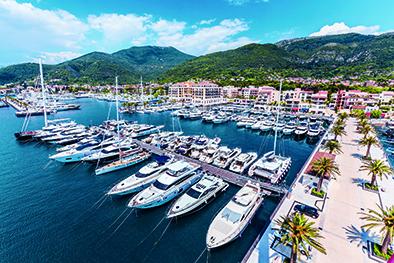 Porto turistico o Marina Resort