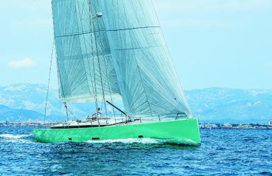 Brenta 80 DC, a puff of wind
