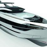 Ilumen hull and bow
