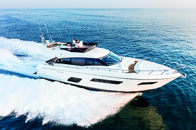 Ferretti Yachts 550, la riscossa dei piccoli