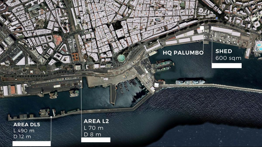 Palumbo SY Tenerife Map (FILEminimizer)