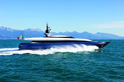 Baglietto 43 M Fast Barche Magazine Isp