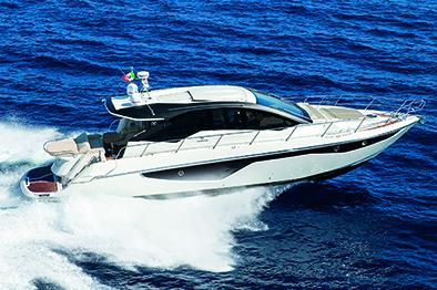 Cranchi Sixty HT Yacht Class