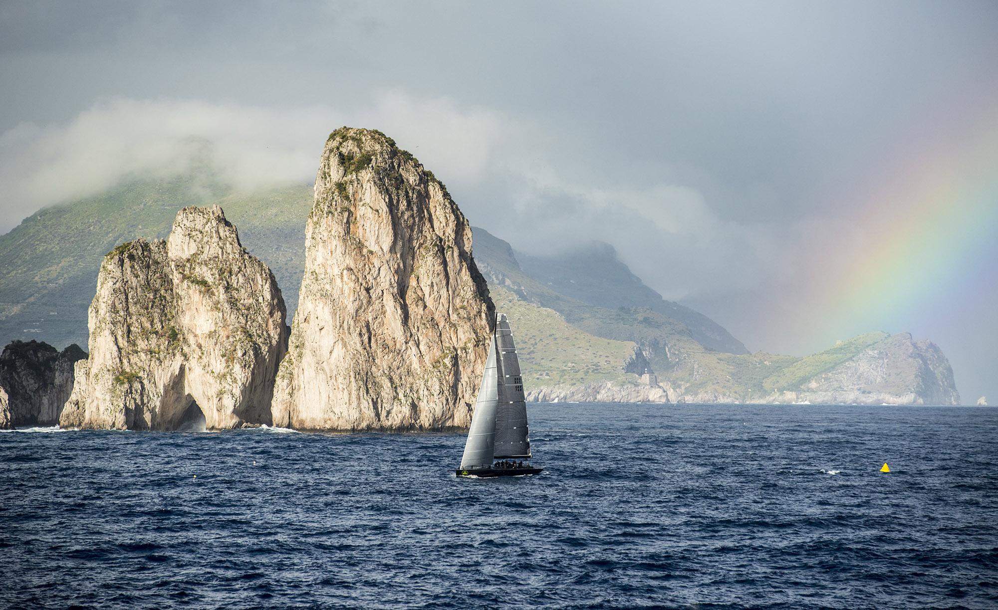 Non solo Maxi, la Rolex Capri Sailing Week cambia formato