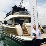 Fabrizio Iarrera direttore generale Montecarlo Yachts
