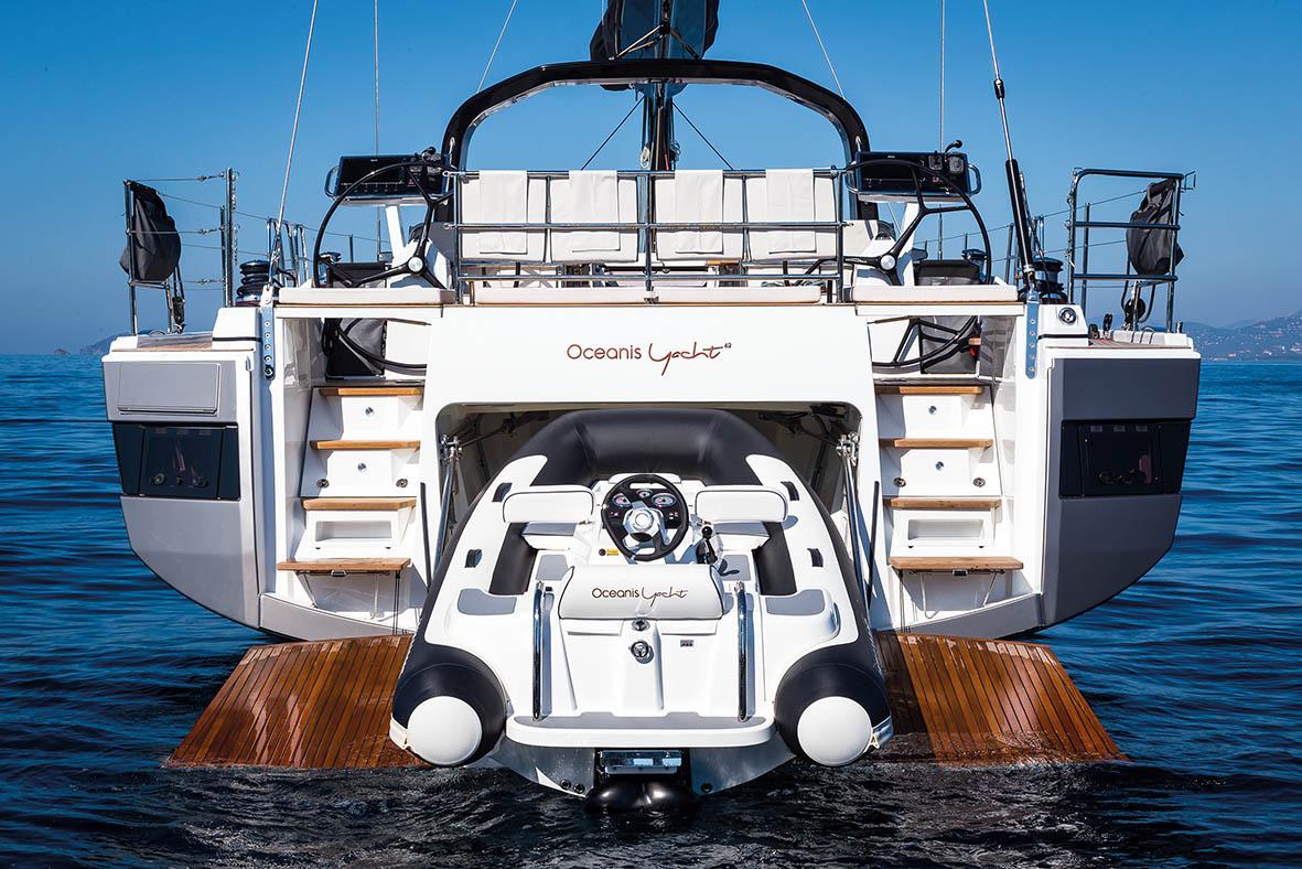 B n teau oceanis 62 la prova for Costo del garage 24x36