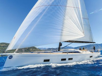 Grand Soleil GS 58 Performance: la vela (veloce) made in Italy