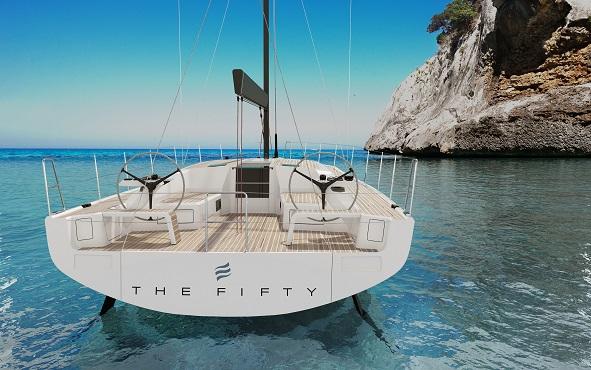 """The Fifty, primo modello di Eleva Yachts. Ce lo racconta il suo """"creatore"""" Giovanni Ceccarelli"""