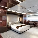 Riva 110' Master Room 1