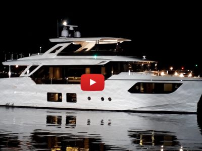 Absolute Navetta 73 – Dal Salone di Cannes la VIDEO PROVA in anteprima