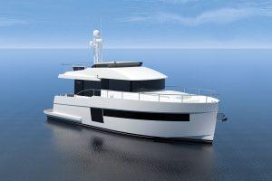 Sundeck Yacht 450