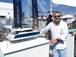 Domenico Furci  Fountaine Pajot