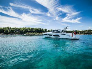 68  Sport Yacht sunseeker