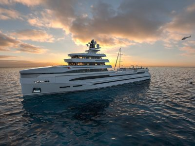 Rosetti Superyachts: entra in gioco un nuovo (potente) player