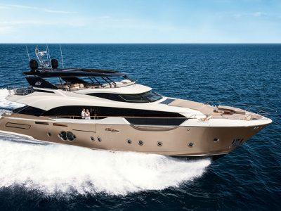 Monte Carlo Yachts 96: uguale, ma diverso