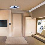 Next 370 SH - cabina prua
