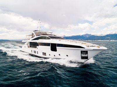 Azimut Grande 35 Metri: l'ammiraglia