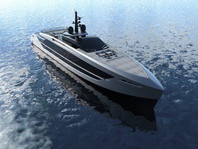 Tankoa S533 Saetta, un passo avanti nello yacht design?