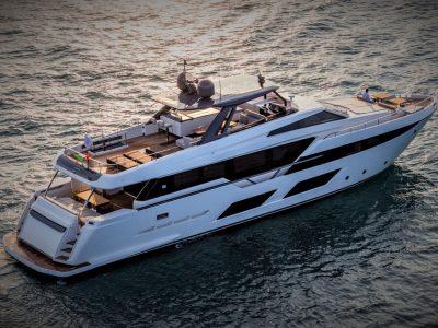 Ferretti Yachts 920, sarà lei la stella dello stand Ferretti a Düsseldorf